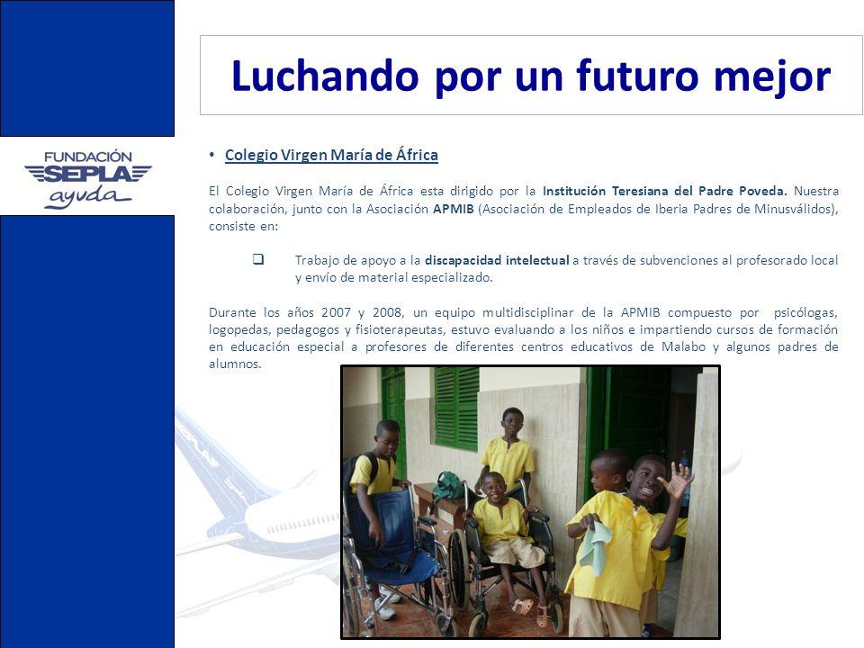 Luchando por un futuro mejor Otavalo, Ecuador Centro Infantil La Joya Es un centro asistencial para niños con discapacidad intelectual con edades comprendidas entre 0 y 12 años, situado en el Cantón de Otavalo.