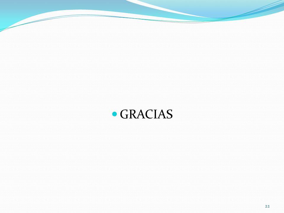 22 GRACIAS