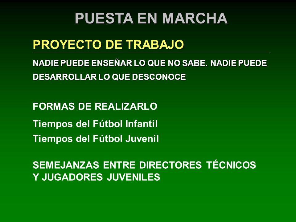 EJEMPLOS DE TÉCNICA OFENSIVA PUESTA EN MARCHA PAREDES EN CUALQUIER SECTOR DE LA CANCHA, EN ESPECIAL CERCA DEL ÁREA GRANDE CONTRARIA.