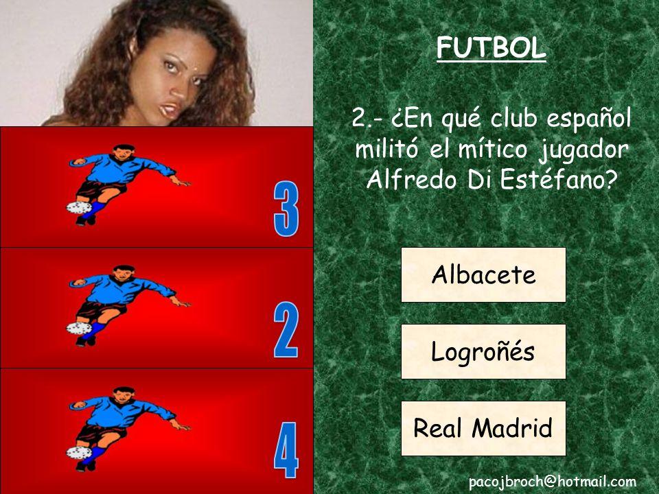 FUTBOL 1.- ¿Con cuántos jugadores sobre el campo empieza un equipo de fútbol un partido.