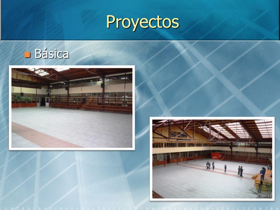 Proyectos Básica Básica