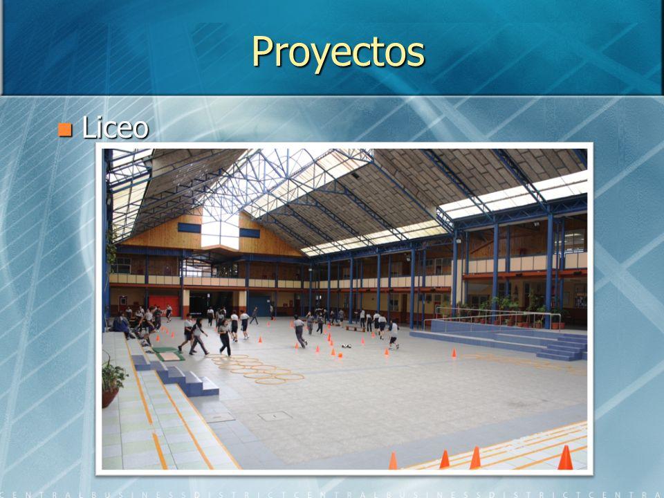 Proyectos Liceo Liceo