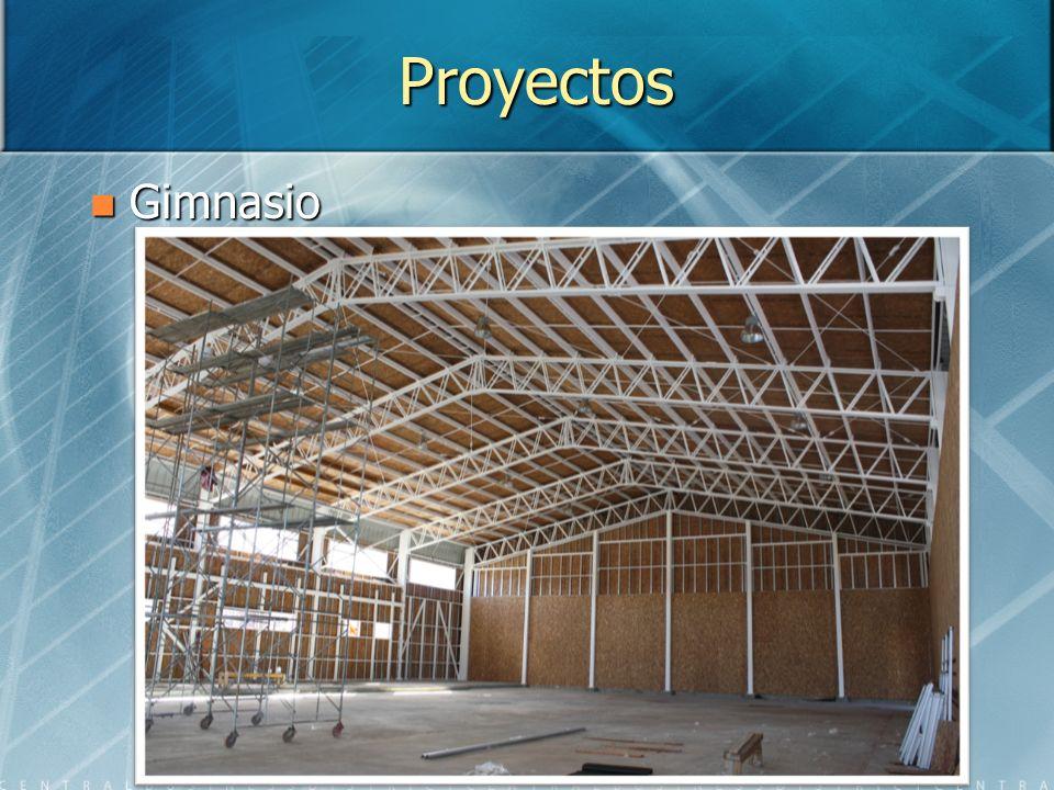 Proyectos Gimnasio Gimnasio