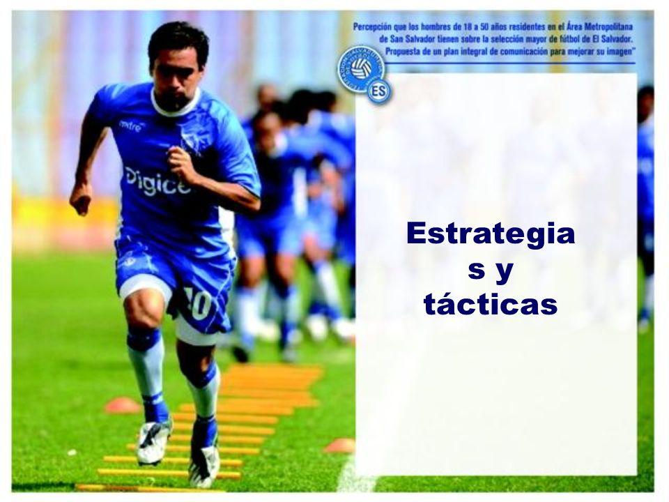 Estrategia s y tácticas