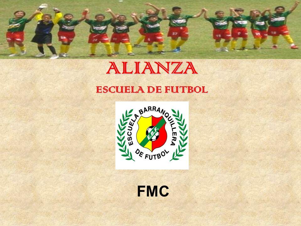 ALIANZA ESCUELA DE FUTBOL FMC