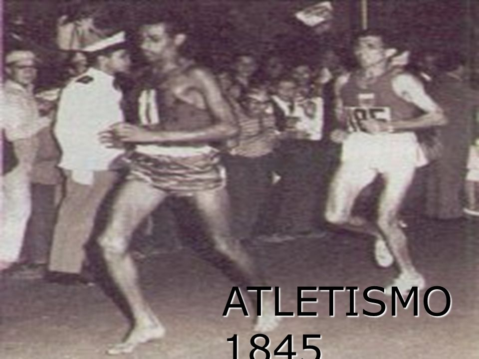 ATLETISMO 1845
