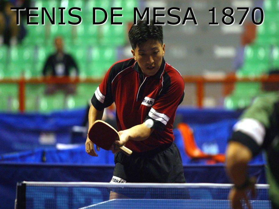 TENIS DE MESA 1870