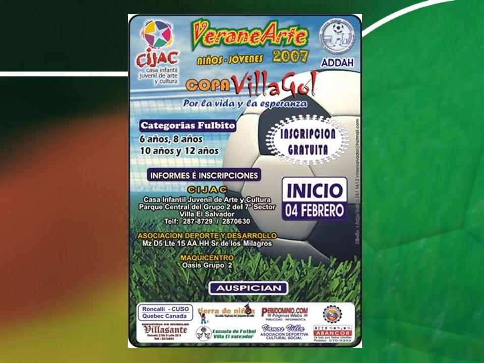 Asociación Deporte y Desarrollo de los AA.HH Villa el Salvador ADDAH