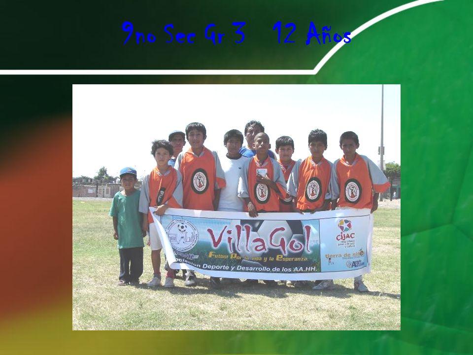 9no Sec Gr 3 12 Años
