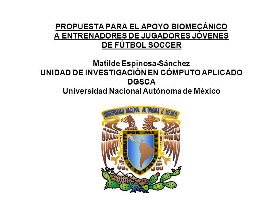 AGRADECIMIENTOS La autora desea agradecer a Luis Ramírez, Verónica García y Arturo Ramírez por la ayuda en la grabación, digitalización y captura.