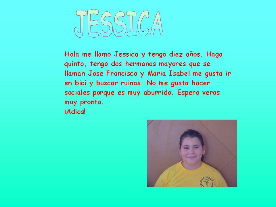 Hola, me llamo Judit Huguet Cercós.Tengo 10 años y vivo en Castellserà.