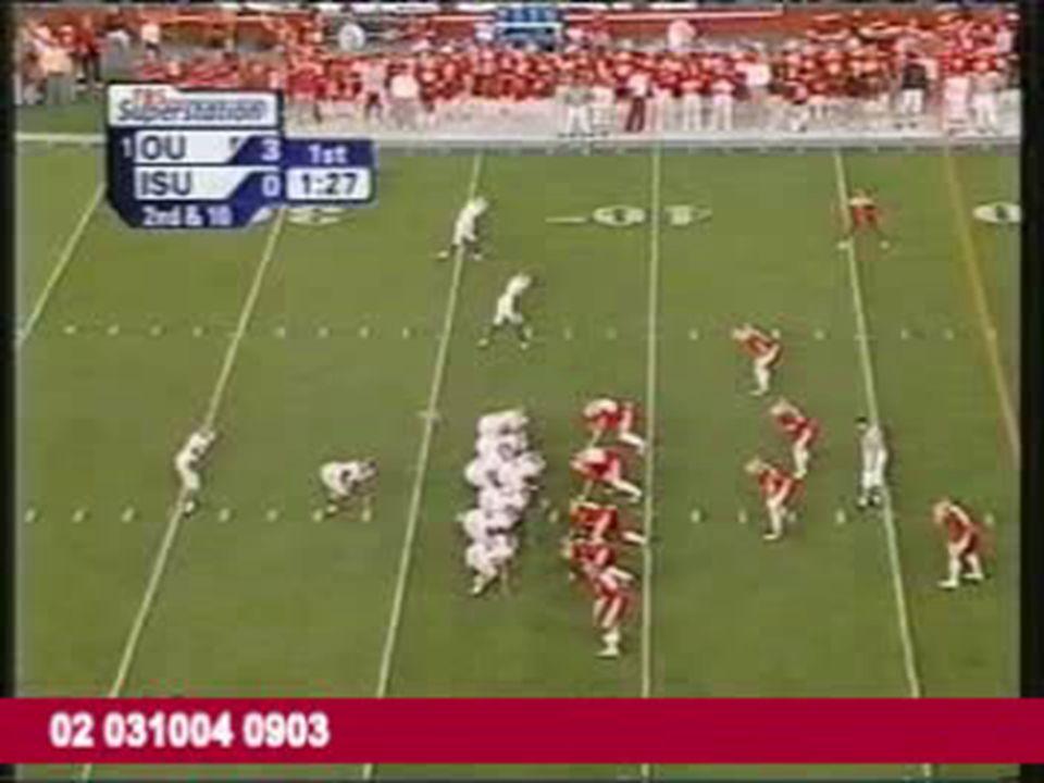 Penalización 15 yardas desde el punto básico o desde el punto siguiente para faltas a pelota muerta.