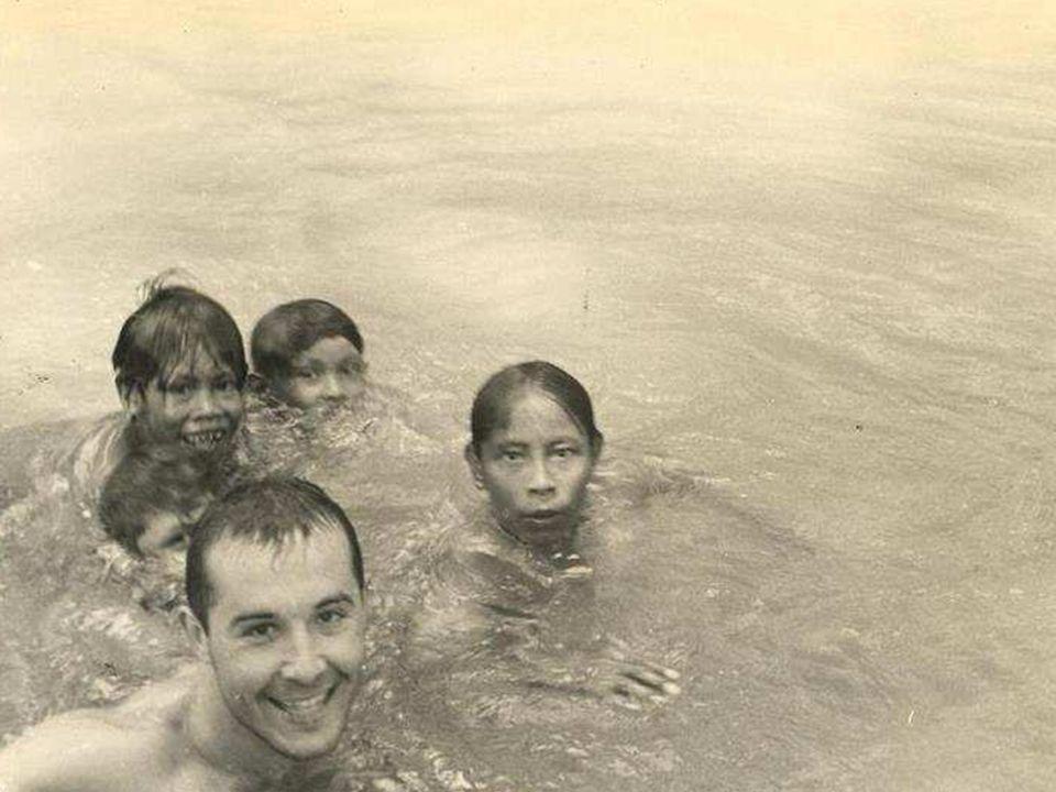 Tuve el privilegio de poder convivir con los indígenas yanomami del Territorio Amazonas, confluencia de las selvas amazónicas de Brasil, Colombia y mi