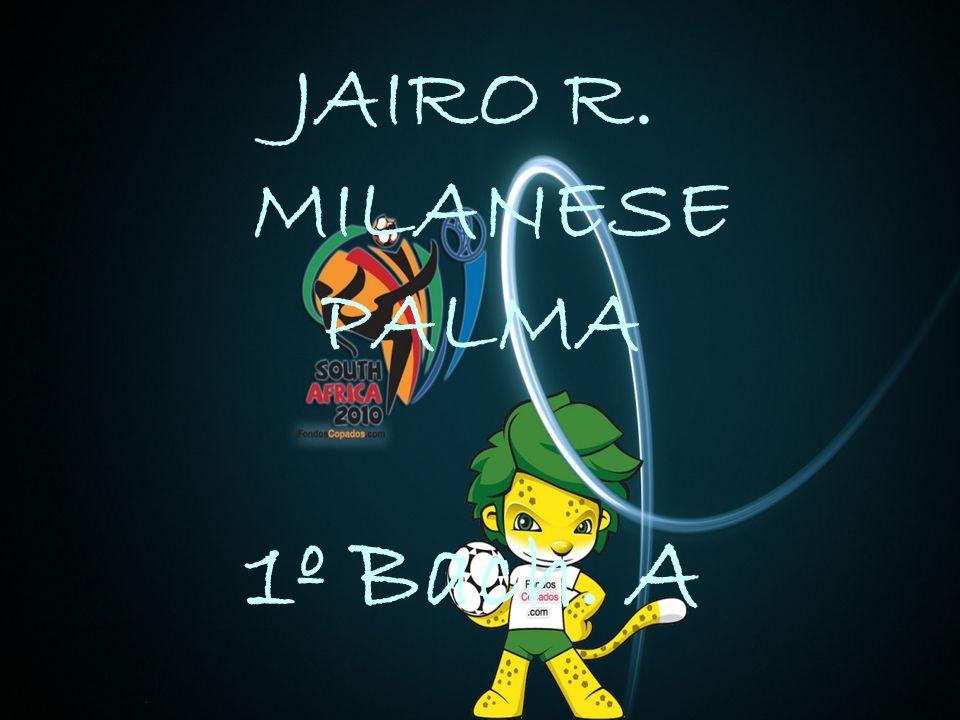 JAIRO R. MILANESE PALMA 1º Bach. A Proyecto Integrado