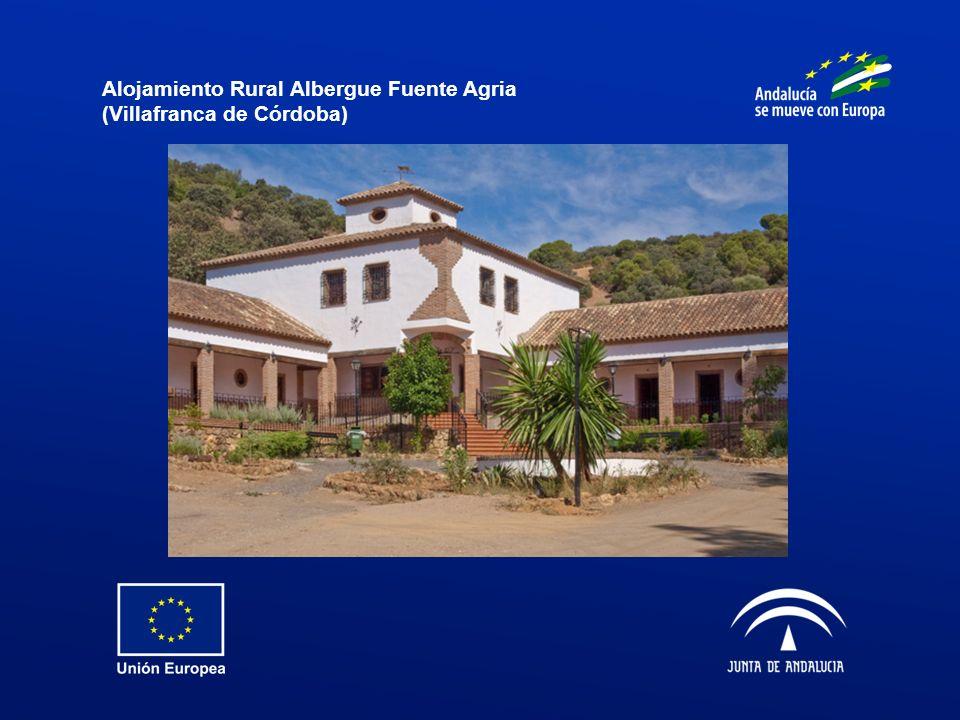 Alojamiento Rural Albergue Fuente Agria (Villafranca de Córdoba)