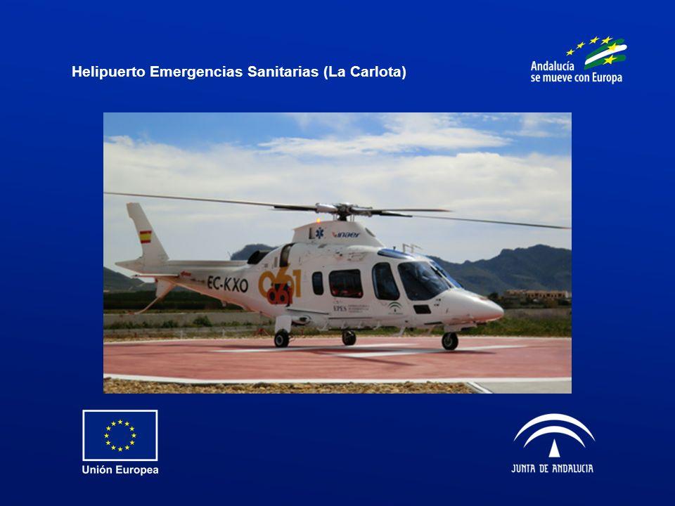 Helipuerto Emergencias Sanitarias (La Carlota)