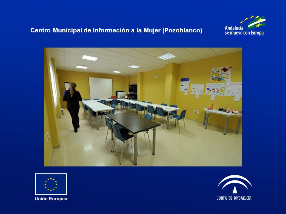 Centro Municipal de Información a la Mujer (Pozoblanco)