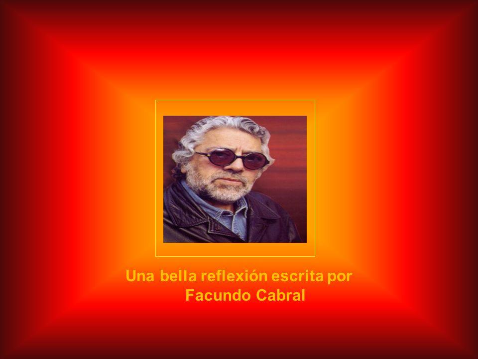 Cabral sabe que desde hace algunos años su mayor cruz es una enfermedad ocular que le está arrebatando la visión.