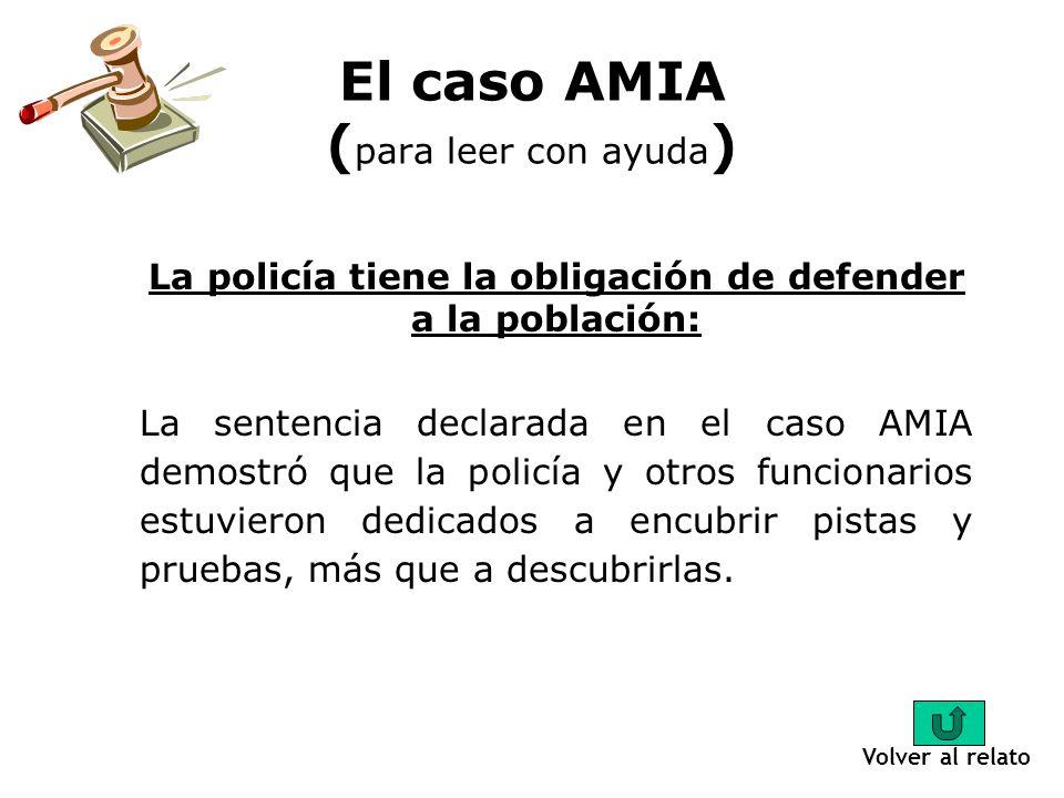 Los jueces castigan a los que cometen delitos : El 29 de octubre de 2004, pasados más de 10 años del atentado, se conoció el fallo del tribunal oral que declara la absolución de los acusados.