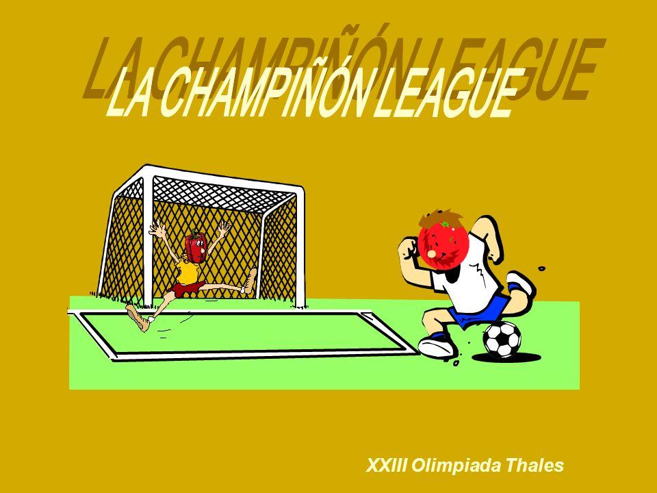 XXIII Olimpiada Thales