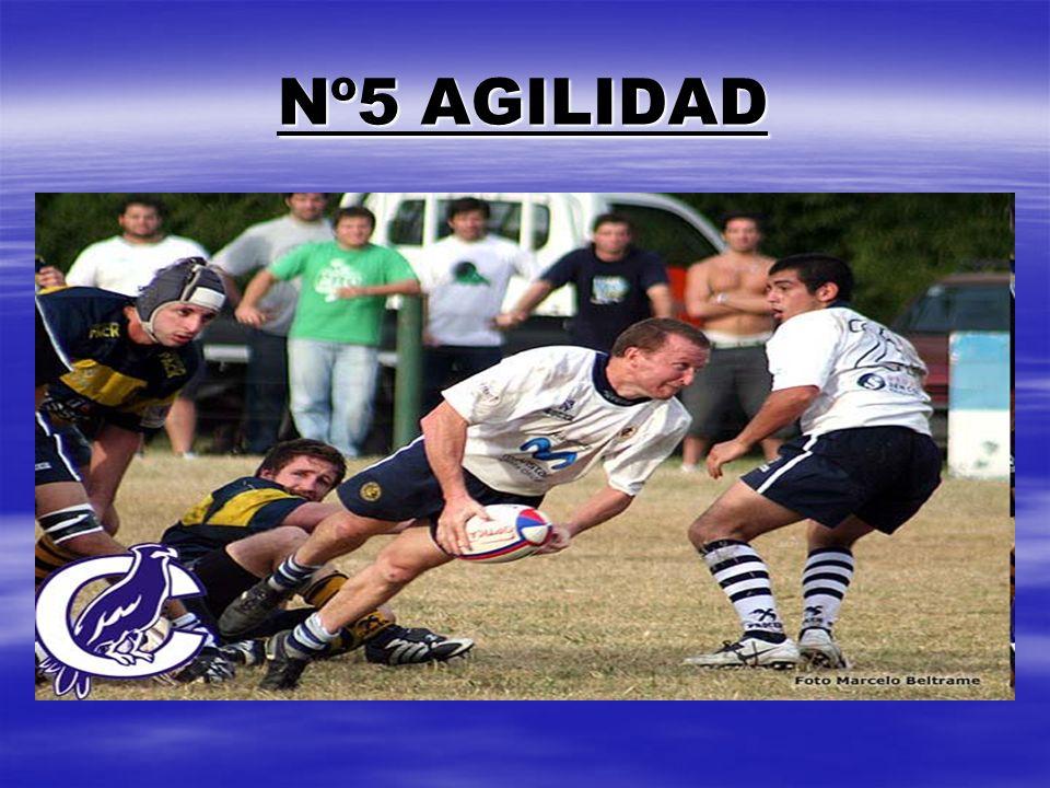 Nº5 AGILIDAD