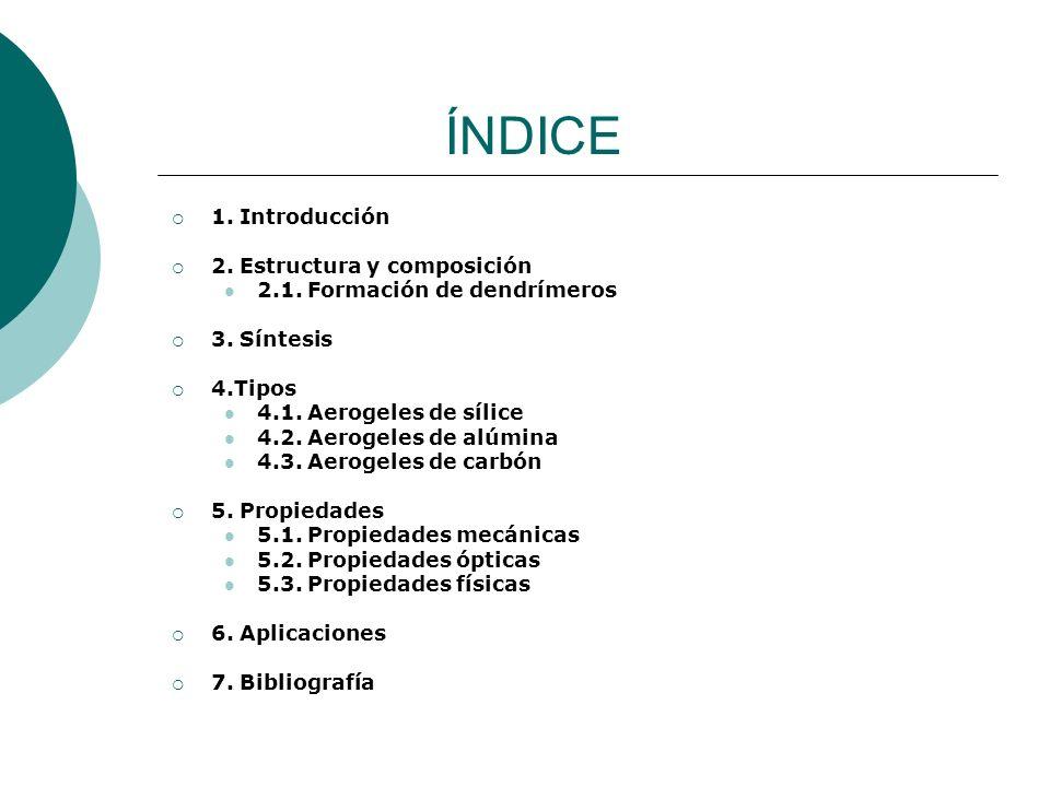 ÍNDICE 1.Introducción 2. Estructura y composición 2.1.