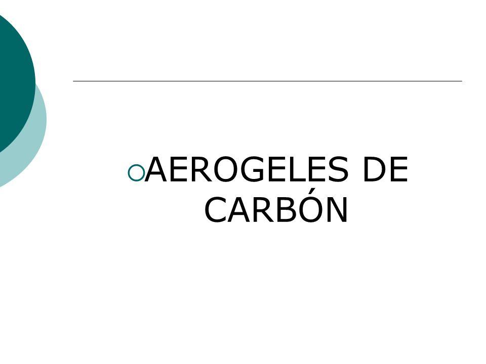 AEROGELES DE CARBÓN