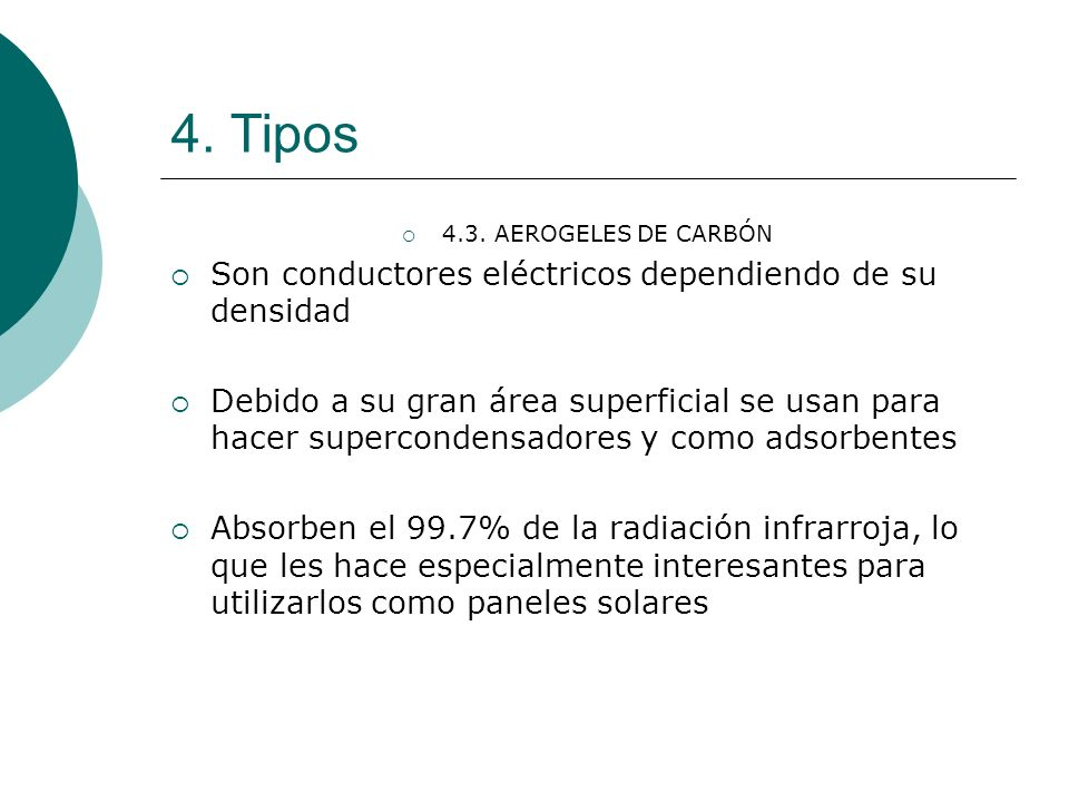 4.Tipos 4.3.