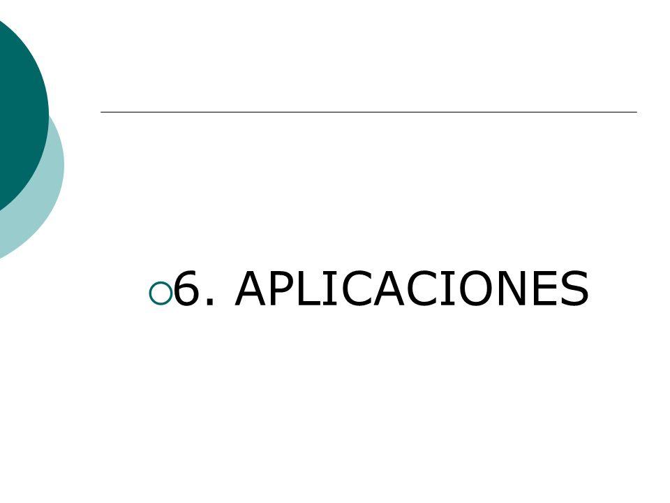 6. APLICACIONES