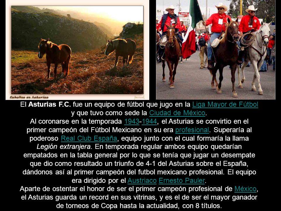 La emigración masiva de Asturias hacia Hispanoamérica entre 1835 y 1930 ha propiciado la actual conexión social y cultural entre Asturias y México y el sentimiento, tan vivo en nuestros días, de un pasado, presente y futuro paralelos.