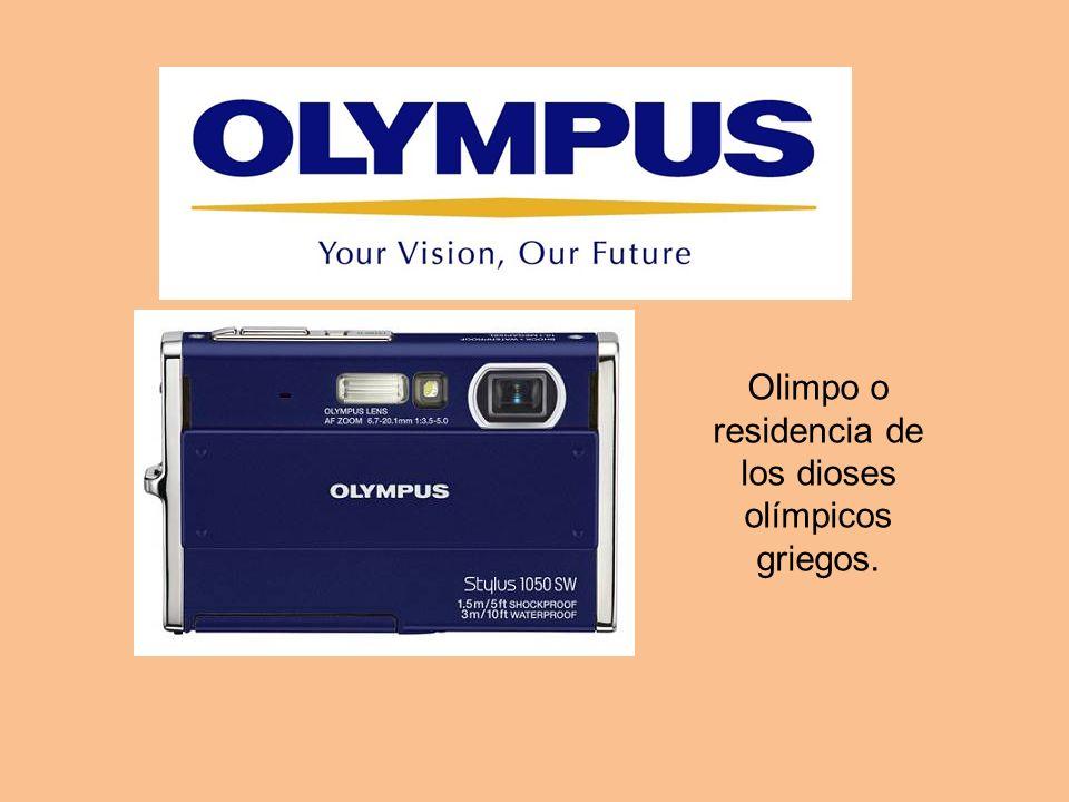 Olimpo o residencia de los dioses olímpicos griegos.