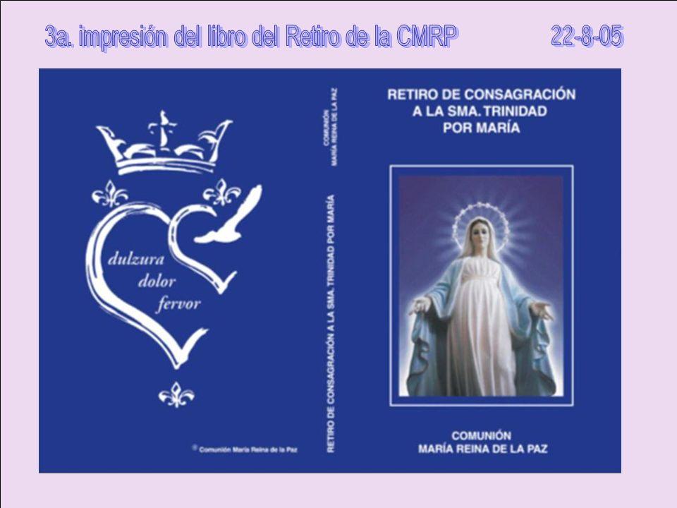 Rincón de oración: Cruz Azul - MedjugorjeBendición de los souvenirs conmemorativos