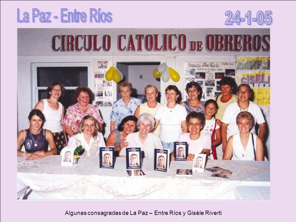 Títeres de izq. a der: Jacinta, NS de Fátima, el Ángel de la Paz y niño Sor Lucía, Francisco y arriba el P. Rubén 15 minutos de función 15 minutos de