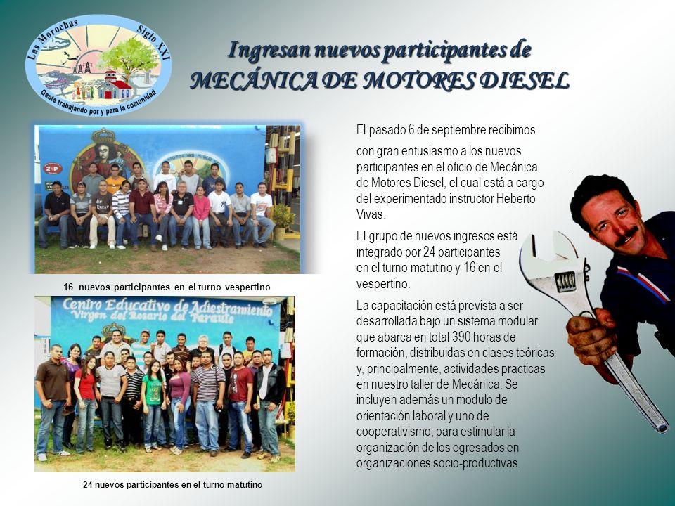 Celebramos III Aniversario del Centro de Adiestramiento Virgen del Rosario del Paraute La Semana Aniversaria dio inicio el día 13 de octubre, con la visita a nuestras instalaciones de los alumnos de 6to grado de G.E.N Br.