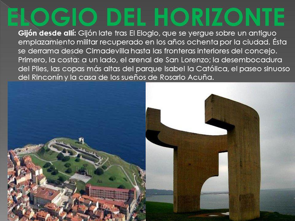 AYUNTAMIENTO DE GIJON Gijón, capital de la Costa Verde asturiana; es una ciudad que se sitúa en la zona central de Asturias, a 27 kilómetros de Oviedo y 35 kilómetros de Avilés.
