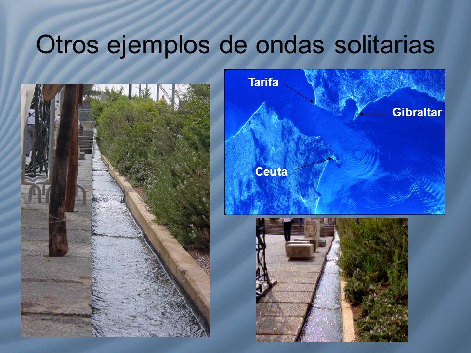 Otros ejemplos de ondas solitarias Tarifa Gibraltar Ceuta
