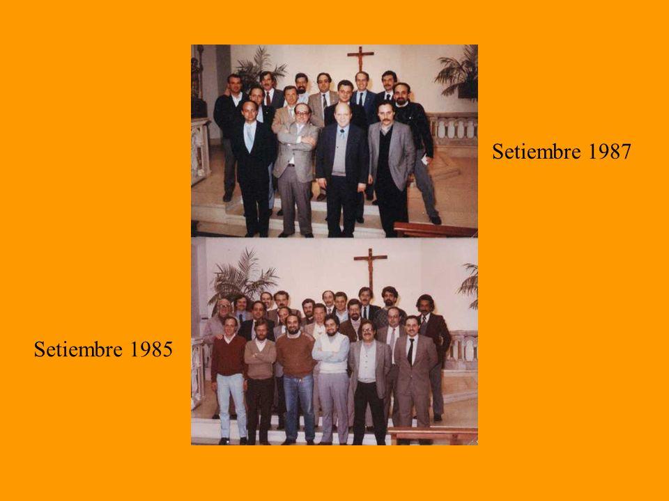 Reunión Diciembre 1984