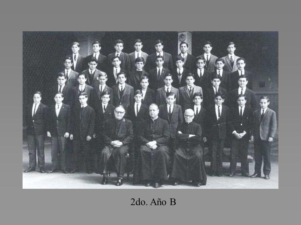 Ceremonia de Egresados Promoción 1969