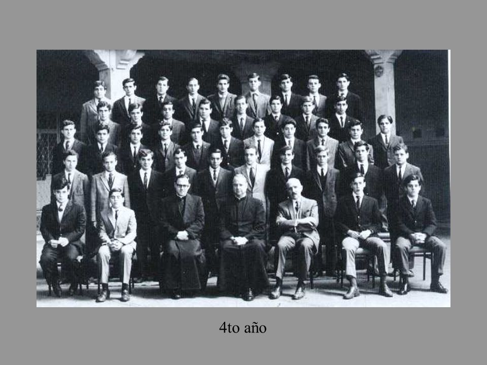 4to año