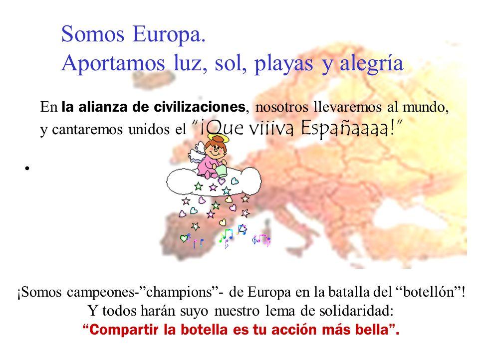 Somos Europa.