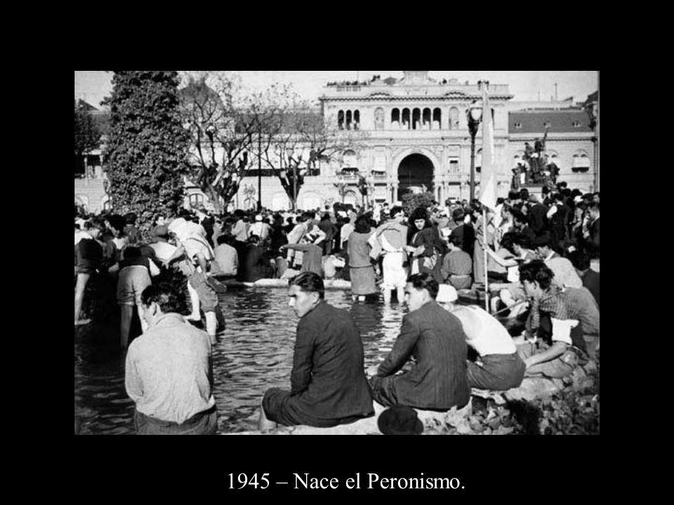1996 – El motín en el penal de Sierra Chica.