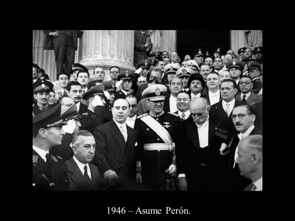 1947 – SIAM. Una empresa Argentina en expansión.