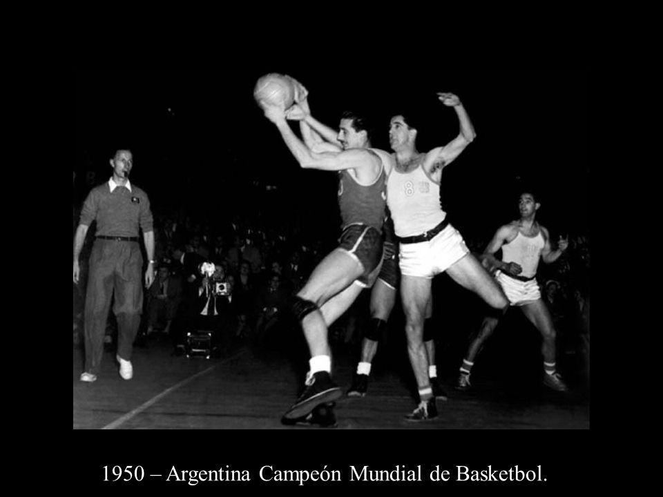 1981 – El último adiós a Ricardo El Chino Balbín.