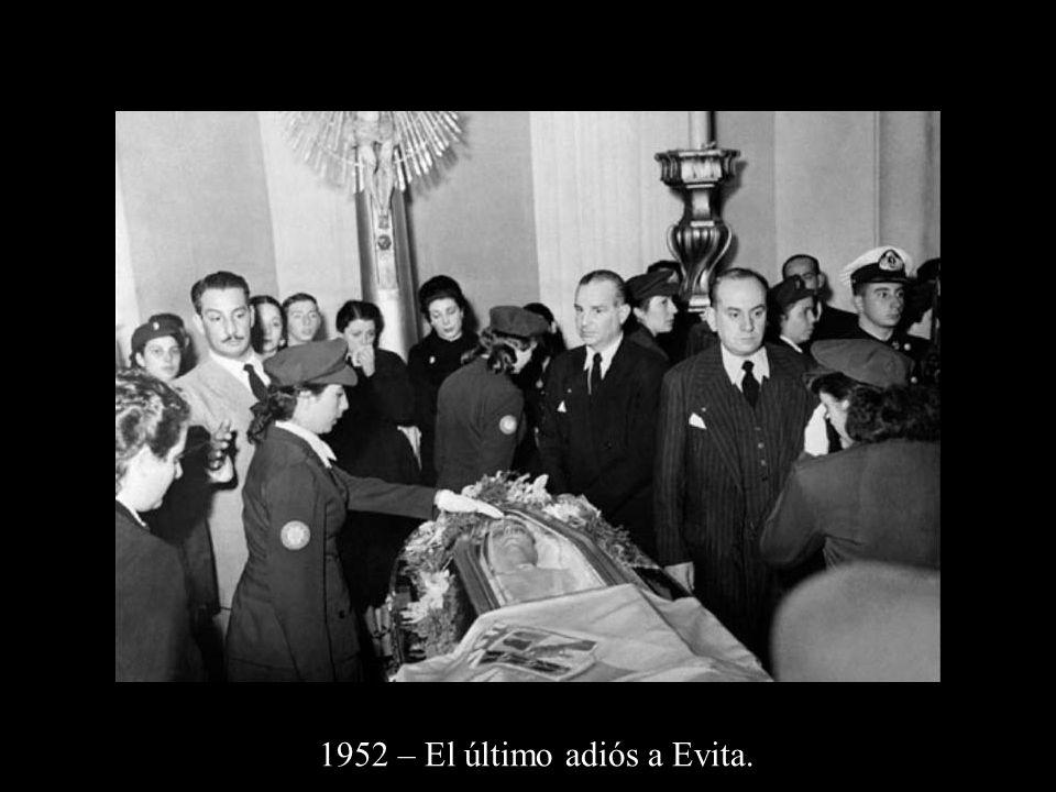 1973 – Asume el Tío Cámpora, pero solo por 49 días.