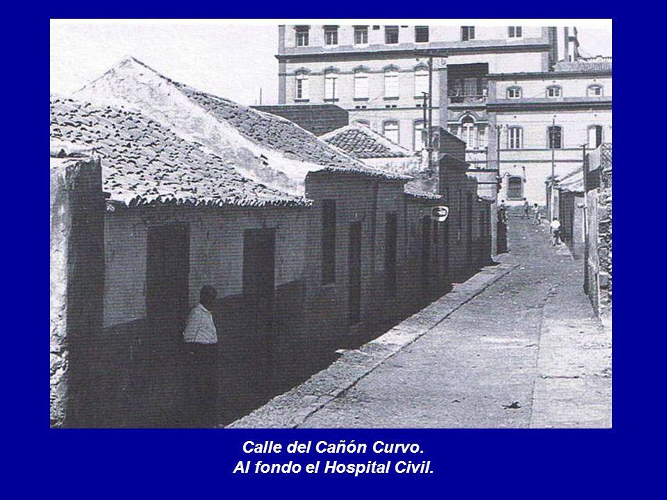 Primera década del Siglo XX. Biblioteca Municipal de Santa Cruz.