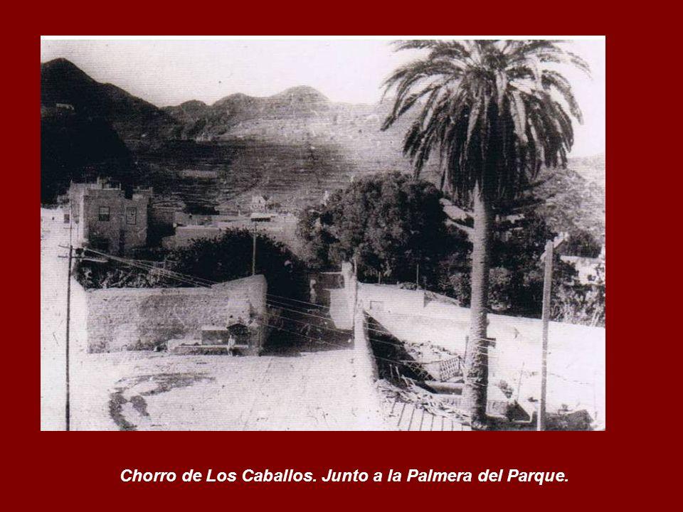 Barranco de Santos.