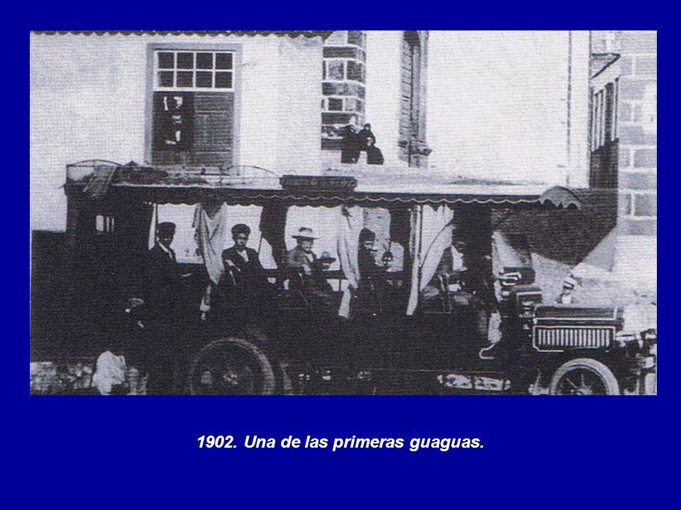 1902. Instalaciones del Real Club Náutico de Tenerife.