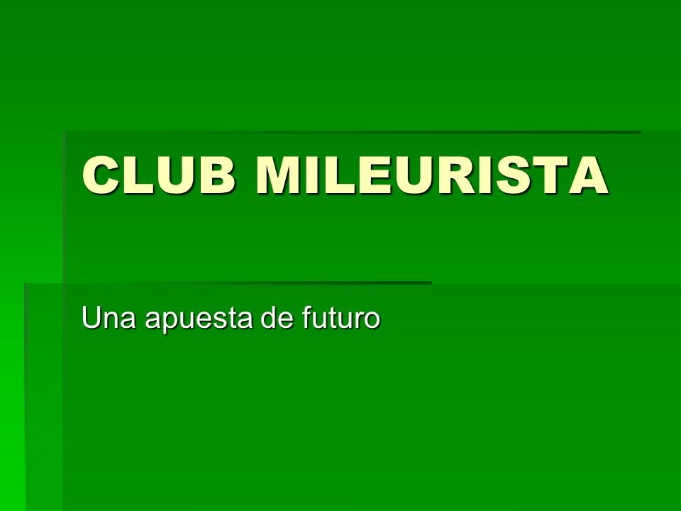 Club Mileurista - objetivo lo que pretendemos con CLUB MILEURISTA, es unir a una gran peña de amigos, a participar en un proyecto común, y poder optar a los grandes premios que ofrecen, ya que una sola persona tendría escasas posibilidades de conseguirlos, a no ser, que su inversión fuera muy fuerte.