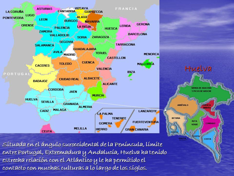 Universidad de Huelva Universidad de Huelva