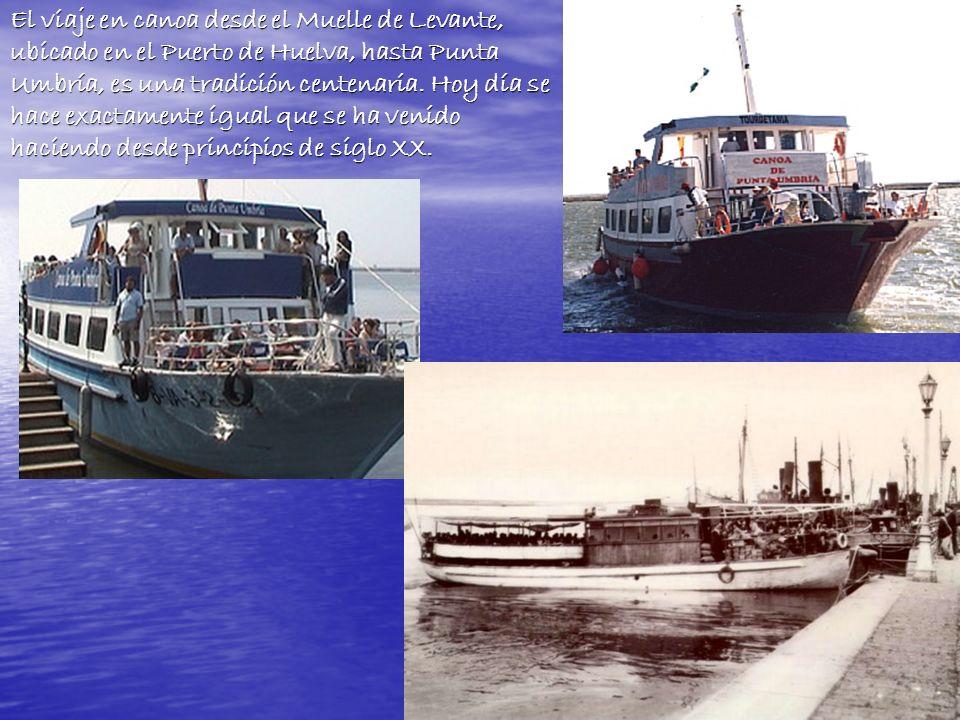 En La Rábida están las replicas de las naves del Descubrimiento, que se pueden visitar incluso por dentro.